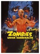 Zombi Holocaust - German Movie Poster (xs thumbnail)