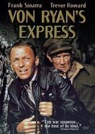 Von Ryan's Express - DVD movie cover (xs thumbnail)