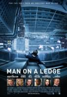 Man on a Ledge - Dutch Movie Poster (xs thumbnail)