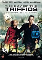 """The Day of the Triffids"" - Danish Movie Cover (xs thumbnail)"