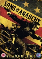 """""""Sons of Anarchy"""" - British DVD movie cover (xs thumbnail)"""