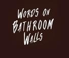 Words on Bathroom Walls - British Logo (xs thumbnail)