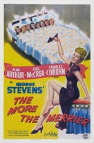 The More the Merrier - Movie Poster (xs thumbnail)