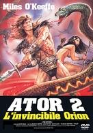 Ator 2 - L'invincibile Orion - Italian Movie Cover (xs thumbnail)