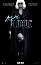 Atomic Blonde - Teaser movie poster (xs thumbnail)