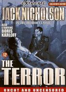 The Terror - Dutch DVD cover (xs thumbnail)