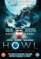 Howl - British DVD movie cover (xs thumbnail)