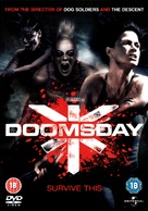 Doomsday - British DVD cover (xs thumbnail)