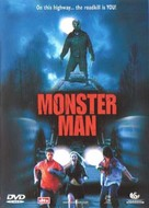 Monster Man - Swedish DVD cover (xs thumbnail)
