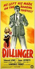 Dillinger - Movie Poster (xs thumbnail)