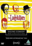 The Ladykillers - British DVD cover (xs thumbnail)