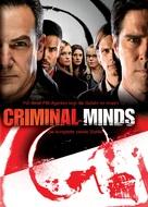 """""""Criminal Minds"""" - German poster (xs thumbnail)"""