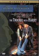 The Trouble with Harry - DVD cover (xs thumbnail)