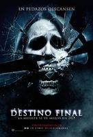 The Final Destination - Mexican Movie Poster (xs thumbnail)