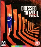 Dressed to Kill - British Blu-Ray movie cover (xs thumbnail)