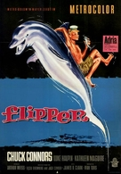 Flipper - German Movie Poster (xs thumbnail)