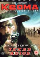 Keoma - British DVD movie cover (xs thumbnail)