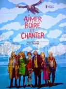 Aimer, boire et chanter - French Movie Poster (xs thumbnail)