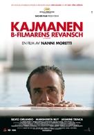 Il caimano - Swedish Movie Poster (xs thumbnail)