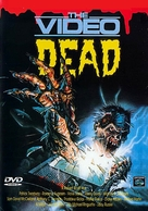 The Video Dead - German DVD movie cover (xs thumbnail)