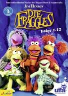 """Fraggle Rock"" - German DVD movie cover (xs thumbnail)"