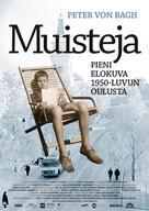 Muisteja: Pieni elokuva 1950-luvun Oulusta - Finnish Movie Poster (xs thumbnail)