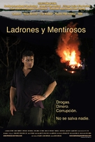 Ladrones y mentirosos - Spanish poster (xs thumbnail)