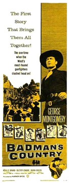 Badman's Country - Movie Poster (xs thumbnail)