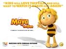 Maya the Bee Movie - British Movie Poster (xs thumbnail)
