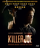 Killer Joe - Finnish Blu-Ray movie cover (xs thumbnail)