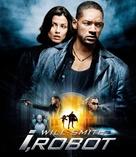 I, Robot - German Blu-Ray cover (xs thumbnail)