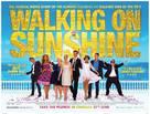 Walking on Sunshine - British Movie Poster (xs thumbnail)