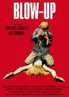 Blowup - German Movie Poster (xs thumbnail)