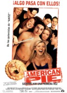 American Pie - Spanish Movie Poster (xs thumbnail)