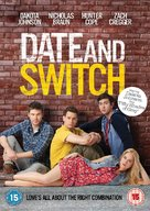 Date and Switch - British DVD movie cover (xs thumbnail)