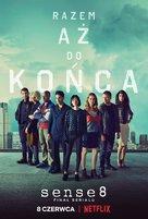 """Sense8"" - Polish Movie Poster (xs thumbnail)"