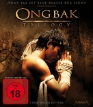 Ong-bak - German Blu-Ray cover (xs thumbnail)