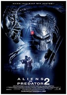 AVPR: Aliens vs Predator - Requiem - Finnish Movie Poster (xs thumbnail)