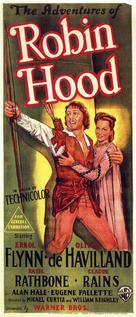 The Adventures of Robin Hood - Australian Movie Poster (xs thumbnail)