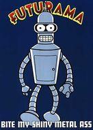 """""""Futurama"""" - Movie Poster (xs thumbnail)"""