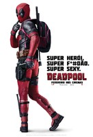 Deadpool - Brazilian Movie Poster (xs thumbnail)