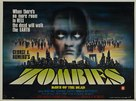 Dawn of the Dead - British Movie Poster (xs thumbnail)