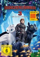 How to Train Your Dragon: The Hidden World - German DVD movie cover (xs thumbnail)