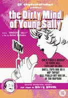 The Dirty Mind of Young Sally - Dutch DVD cover (xs thumbnail)