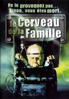 Head of the Family - French Movie Poster (xs thumbnail)
