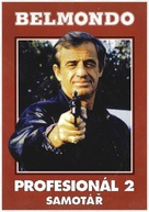 Le solitaire - Czech DVD cover (xs thumbnail)
