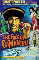 The Face of Fu Manchu - poster (xs thumbnail)