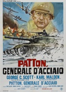 Patton - Italian Movie Poster (xs thumbnail)