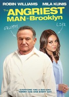 The Angriest Man in Brooklyn - Canadian DVD cover (xs thumbnail)