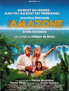 Amazone - French Movie Poster (xs thumbnail)
